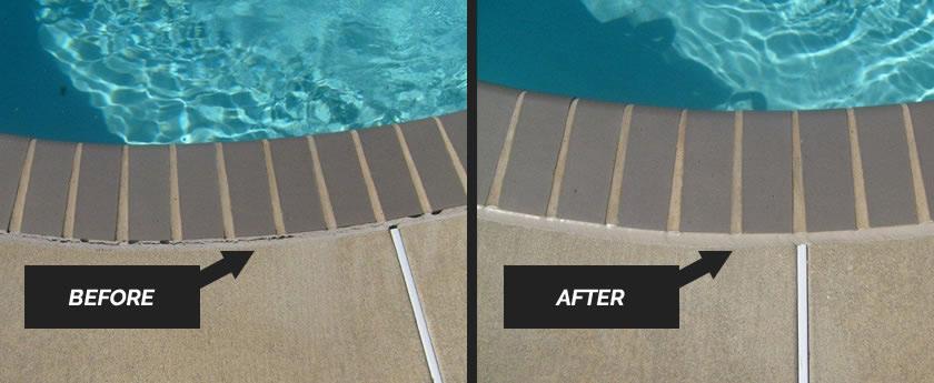 Caulking Unlimited Pool Caulking Services